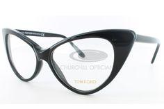 Tom Ford Nikita 5224 Black Ω Tom Ford Glasses, Optician, Eyewear, Toms, Black, Schmuck, Eyeglasses, Black People, Tom Ford Eyewear