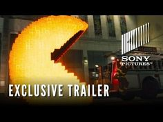 Pixels - Official Trailer (HD) - Summer 2015 - YouTube