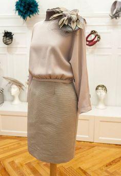 vestido madrina Carmen Halffter