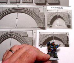 Hirst Arts Mold Page