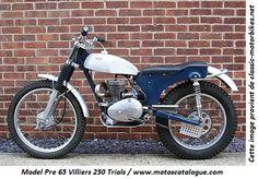 1958 DMW (Wolverhampton, England) Pre 65, Villiers 250 Trials.