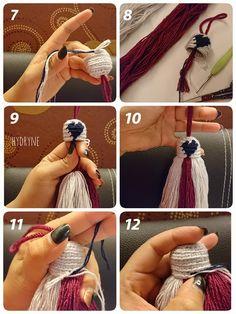 Tapestry Bag, Tapestry Crochet, Mochila Crochet, Alpha Patterns, Crochet Handbags, Micro Macrame, Tassels, Drop Earrings, Purses