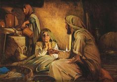 Mary Heard His Word - Walter Rane