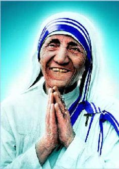 """Mother Teresa; an Albanian–born Indian Roman Catholic nun. """"I belong to the world. She founded the Missionaries of Charity, which consists of over 4,500 sisters and is active in 133 countries. Members must adhere to the vows of chastity, poverty and obedience, and give """"Wholehearted and Free service to the poorest of the poor"""". For over 45 years, she ministered to the poor, sick, orphaned, and dying, while guiding the Missionaries of Charity's expansion, first in India and then other…"""