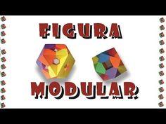 ORIGAMI MODULAR FACIL EN ESPAÑOL - YouTube