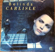Belinda Carlisle Heaven Is A Place On Earth We Can Change 45 Rpm Record MCA 1980
