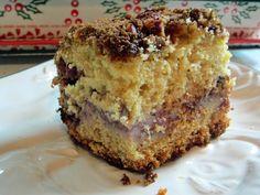 White Gull Inn Coffee Cake:  Schulz Family Recipe Collection