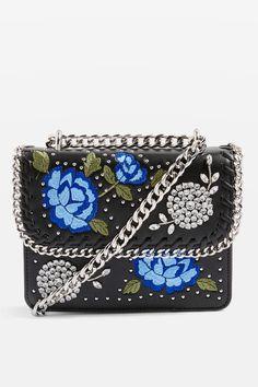 Rio Floral Cross Body Bag