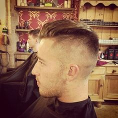 Slicked Back Undercut Hairstyle For Men - Mens Hairstyle Guide