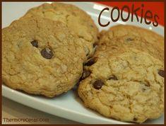 Galletas Cookies (Thermomix)