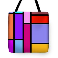 Geometry Tote Bag featuring the photograph Geometric Art 134 by Bill Owen