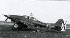 "1938 , Junkers Ju 87 A of ""Legion Condor"""