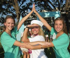 throw what you know ~ DG bid bliss ♥