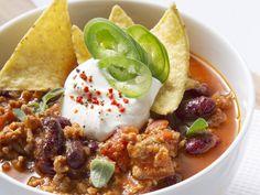 Hackfleisch-Bohnen-Eintopf (Chili con carne) - smarter - Zeit: 30 Min. | eatsmarter.de