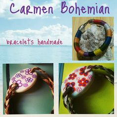 🌼🍀🌸#CarmenBohemian #jewelry #accessories #boho #hippie #Style #design #artisan #gift #craft #handmade #macrame #gypsy #madeinSpain  https://www.instagram.com/carmen_bohemian/