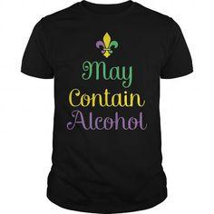 Awesome Tee Mardi Gras Festival T shirt