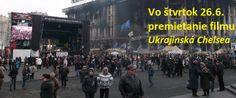 Zažite kúsok Ukrajiny. Pozývame Vás vo štvrtok 26.6 do Panta Rhei na Poštovej kde premietneme film o živote bežných ľudí na východe Ukrajiny.  https://www.facebook.com/events/1444613745790593/