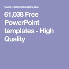 presentation magazine - i love it for it's great free powerpoint, Presentation templates