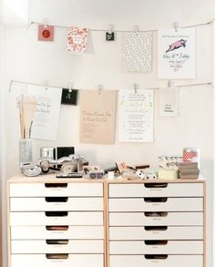 home office inspiration (via Interior inspirations) - my ideal home...