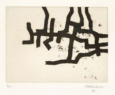 Eduardo Chillida | Continuation III (1966) | Available for Sale | Artsy