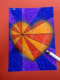 I dag har jag haft genomgång om OP-konst med åk 5. Jag visade en PP som jag satt ihop för att de ska ha lite kunskap om själva begreppet och konststilen. Därefter gick jag steg för steg igenom hur … 3d Pencil Drawings, Art Drawings, Valentines Art Lessons, Art Therapy Activities, Shape Art, High Art, Art Party, Art Lesson Plans, Art Plastique