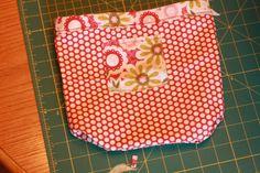 Dog treat bag sewing tutorial