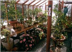 I want a place to plant my plants! #conservatorygreenhouse