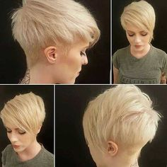 awesome 30+ Inspiring Short Blonde Hair Pics