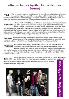 Big+Bang+sexy+scenarios | After you had sex together for the first time (Request) - bigbang kpop ...