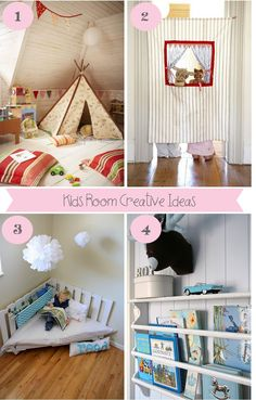 Home Shabby Home: Kids Room  #kids #room