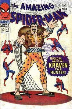 Amazing Spiderman #47 Abril 1967