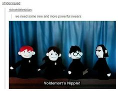 Harry Potter Puppet Pals: Neville's Birthday | Geekery | Pinterest ...