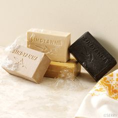 Gifts Under $30 - Galilee Olive Oil Soaps. Need to have this for a SERRV Fair Tade sale at home.
