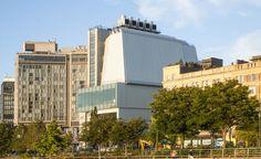 Whitney Museum musée new york art contemporain http://www.vogue.fr/voyages/adresses/diaporama/guide-des-meilleures-adresses-new-york-htels-restaurants-boutiques-bars-muses/22382#guide-des-meilleures-adresses-new-york-htels-restaurants-boutiques-bars-muses-9