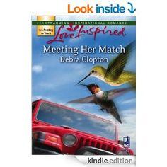 Meeting Her Match - Kindle edition by Debra Clopton. Religion & Spirituality Kindle eBooks @ AmazonSmile.