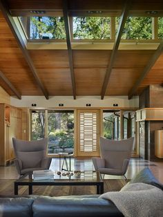 Green and glass dominate in Seattle-area renovation | MNN - Mother Nature Network
