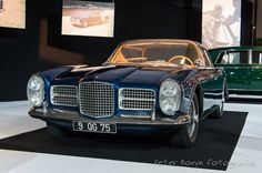 Facel Vega Facel 2 (HK-2) - 1964 by Perico001 Via...