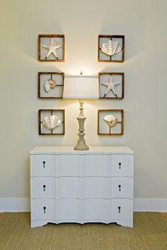 Seashell Home Decor Design, Pictures, Remodel, Decor and Ideas