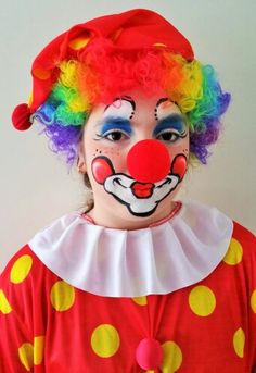 Cute Clown, Circus Costume, Some Ideas, Clowns, The Funny, Anime, Hilarious, Costumes, Humor