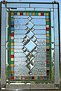 Stained Glass Window Panel Custom Made | eBay