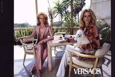 Donatella Versace, Gianni Versace, Georgina Grenville, Amber Valletta, Exotic Beaches, Steven Meisel, Christina Aguilera, Luxury Life, Pop Fashion