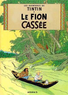 Top 13 des albums de Tintin parodiés façon cul
