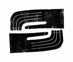 Hands Linocut by Nicolas Burrows / Nous Vous Graphic Illustration, Graphic Art, Linocut Prints, Art Prints, Art Graphique, Art Plastique, New Wall, Art Inspo, Printmaking