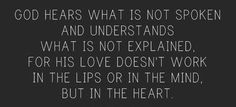 In the heart ❤