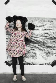 Ígló&Indí AW14 Frozen Landscapes / Icelandic Design / Kids clothing / children inspiration / fashion baby / Www.igloandindi.com