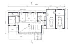 139m2 House Plans, Floor Plans, Layout, How To Plan, Highlights, Houses, Architecture, Home, Homes