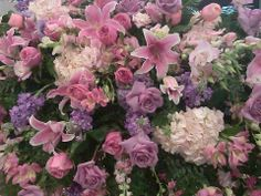 How about some of these flowers for Mom?  What is her favorite color?