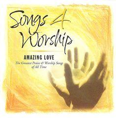 Songs 4 Worship Amazing Love 2CDs 2001 Integrity Greatest Praise & Worship Songs