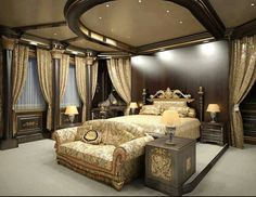 Bedroom luxury master