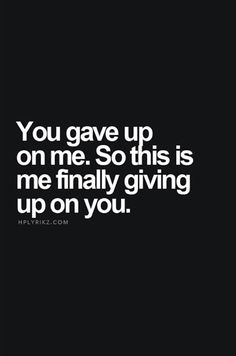 This is to everyone in my life..truth hurts...